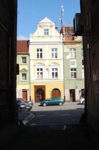 kamienica Rynek 37 Niemcza