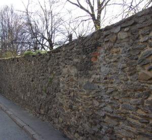 mury obronne Niemcza