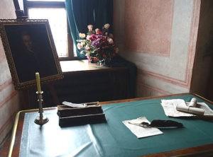 Biurko Ignacego Krasickiego