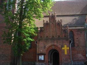 Kościół św.Piotra i Pawła w Morągu