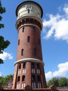 Wieża ciśnień w Morągu