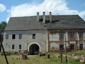 Zamek Krzyżacki w Morągu