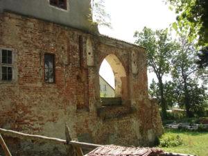 Zamek w Morągu