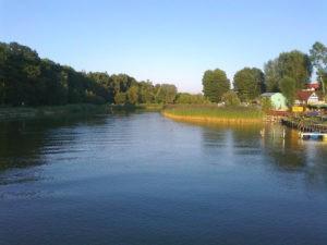 Rowy - rzeka Łupawa