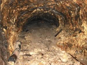 Jeden z tuneli